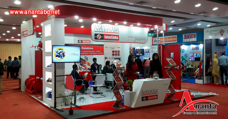 Exhibition Stall Fabricators In Nagpur : Ananta events bangladesh exhibition design