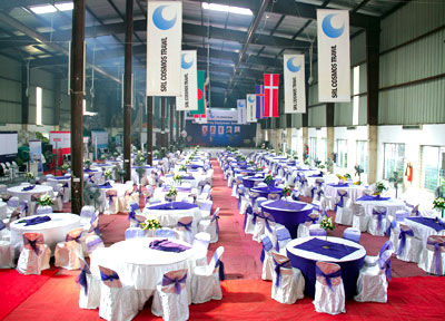 Corporate event management companies in Bangladesh