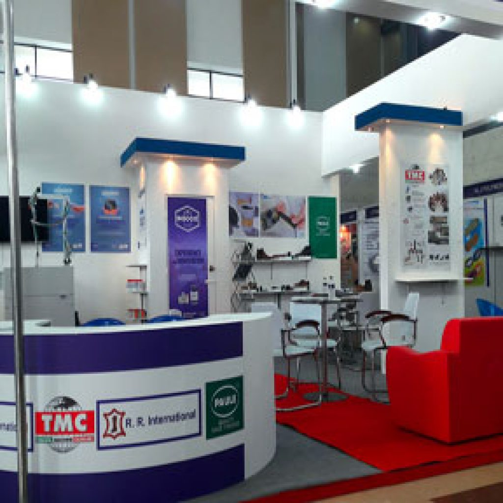 Bangladesh exhibition stall design and fabrication