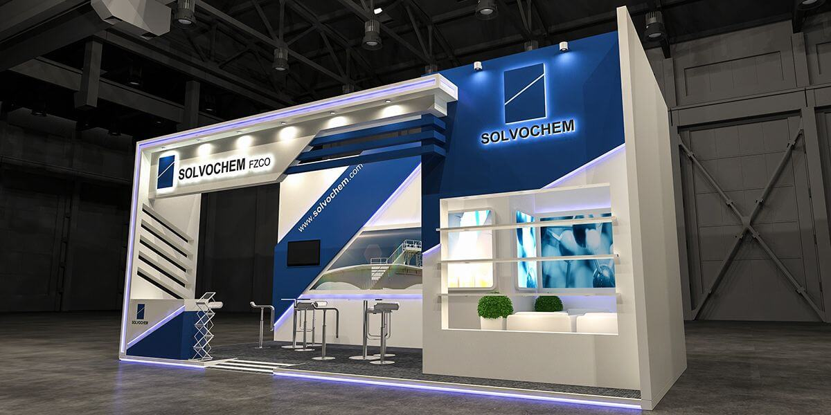 Exhibition Stall Design, Construction & Interior in Bangladesh