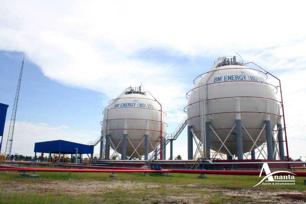 Industrial Photography of BM Energy Ltd.