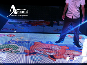 Led dance Floor rental dhaka