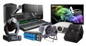 Sound Lighting company dhaka