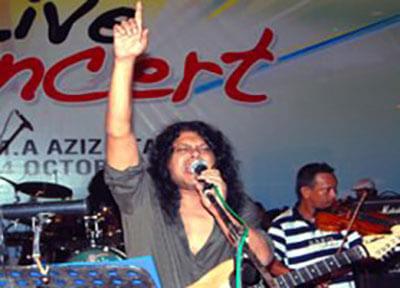 Singer & Celebrity Booking