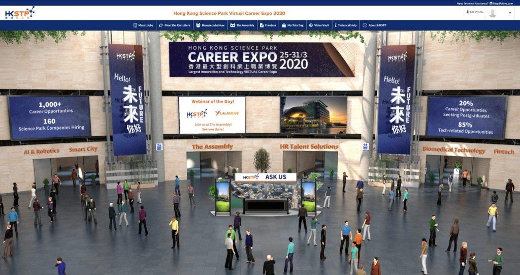 Virtual Career Fair Bangladesh