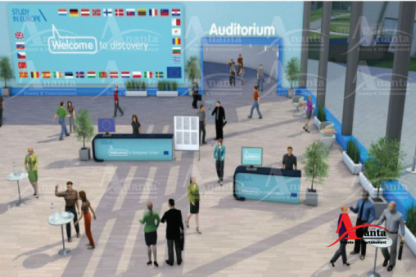 Virtual Education Fair in Bangladesh